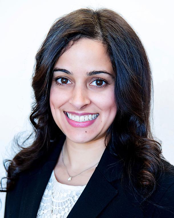 Headshot of Zaynah Marani