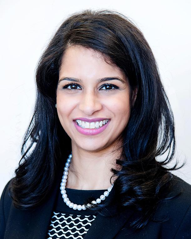 Headshot of Zahra Marani