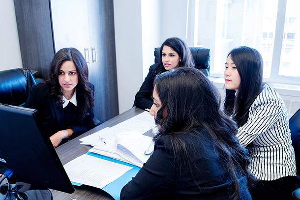 Marani Law Team Meeting 2