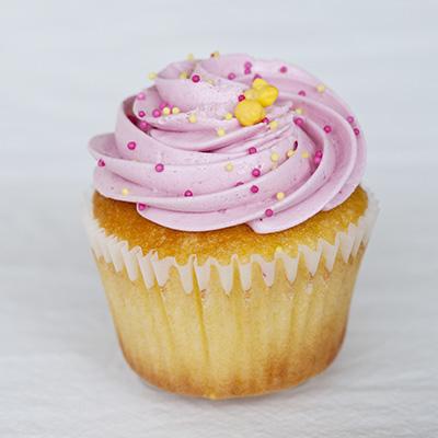Pink Lemonade Cupcake Flavour