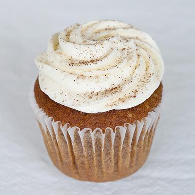 Carrot Cake Cupcake Flavour