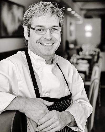 Chef Damian Wills