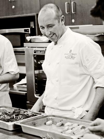 Chef Robert Mills