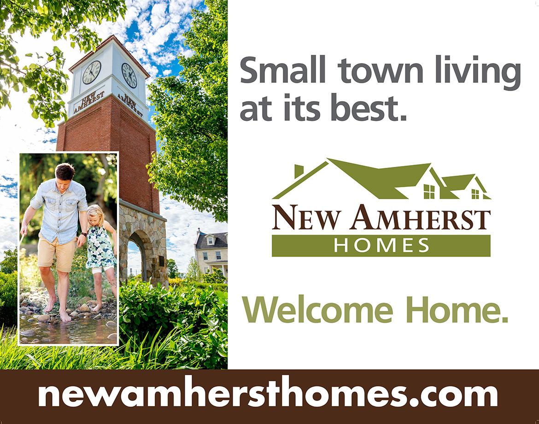 New Amherst Homes Billboard Artwork 2