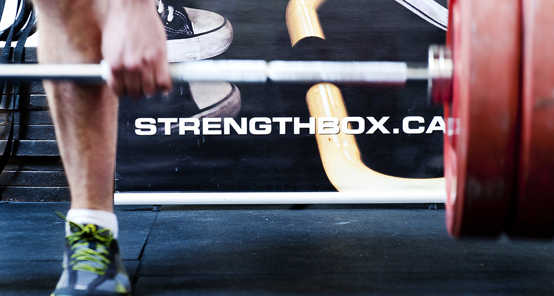 StrengthBox.ca logo