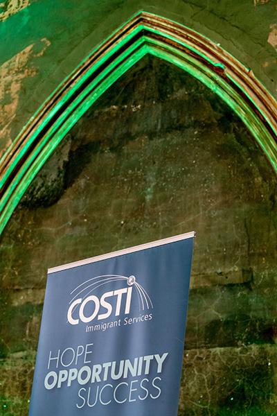 COSTI Immigrant Services Banner