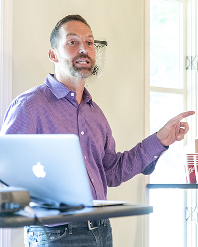 David Graham CEO of EDGE 3 talks