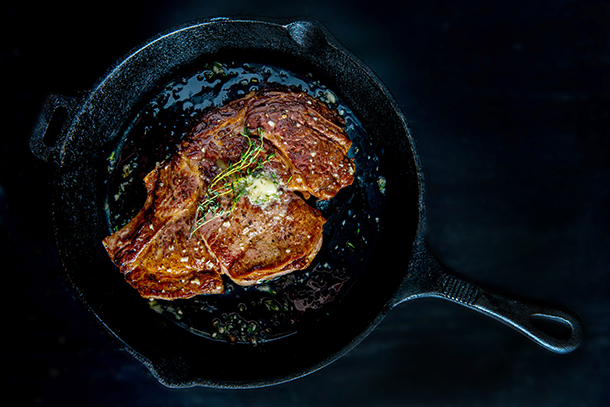 Rib Eye Steak