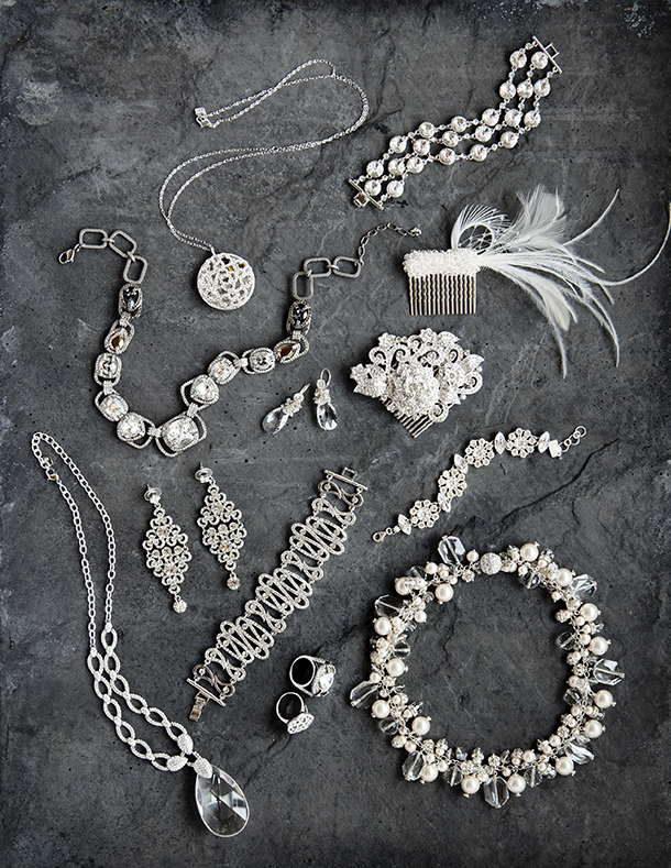 Wedding Jewellry and Hair Accessories