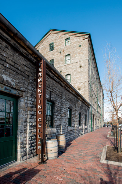 THE FERMENTING CELLAR